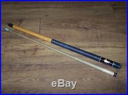 1990/92 McDermott E-H3 Retired Pool/Cue Stick 58 Nice Clean Cue
