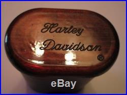Harley-Davidson McDermott pool cue hard case