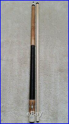 Details about  /Pechauer JP02-Q Grey Stain Pool Cue with Free Soft Case Choose Weight and Shaft