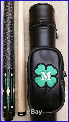 IN STOCK, McDermott Lucky L28 Pool Cue & FREE McDermott Logo Hard Case, NEW