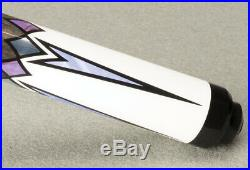 LUCKY L75 MCDERMOTT Pool Billiard Table Cue Stick No Wrap Handle with Gray Stain