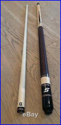 Limited Edition Snap-On McDermott Pool Cue with G-Core