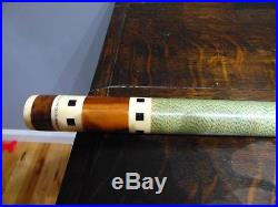 Lot Of 4 Vintage Meucci OL-1 MO 3 And McDermott D8 Ef4 Pool Cue Retired And Rare