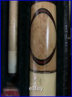MCDERMOTT Pool Cue D-14 Launched 1984 Vintage Billiard Cue Rare from Japan