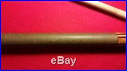 McDERMOTT D-14 POOL CUE stick used