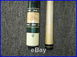 McDERMOTT POOL CUE VINTAGE E-G5 with CARRYING CASE