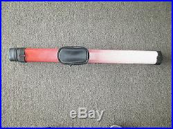 McDERMOTT POOL CUE VINTAGE E-K5 with CARRYING CASE