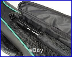 McDermott 4x6 Sport Pool Cue Case Tournament Collection with FREE Shipping