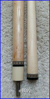 McDermott B-4 Pool Cue, B Series Cues Were Produced 1976-1979, Very Rare Stick