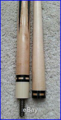 McDermott B14 Pool Cue, 100% Pristine New Condition, Vintage B-Series 1976-1979