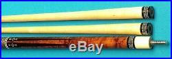 McDermott C21 Pool Cue Original Condition C-Series with 2 shafts vintage c 21