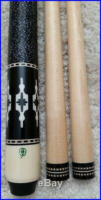 McDermott C21 Pool Cue with2 Shafts, Pristine Condition 1980-84 Vintage C-Series