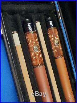 McDermott Collectors Jack Daniels Rare JD30 Pool Cue Set