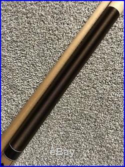 McDermott Cue Custom Vintage 80's D Series Prototype New Billiard Pool Stick USA