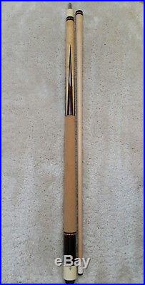 McDermott D15 Pool Cue, Cork Wrap, Original Condition Vintage D-Series 1984-1990