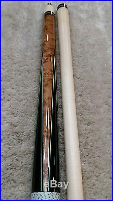 McDermott D17 Pool Cue LIFETIME SHAFT WARRANTY 100% Pristine Condition D-Series