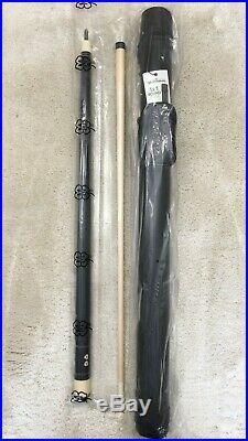 McDermott D19 Pool Cue LIFETIME SHAFT WARRANTY 100% Pristine Condition D-Series