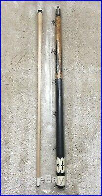 McDermott EK4 Pool Cue, Floating Points, Vintage EK-Series, Excellent Condition