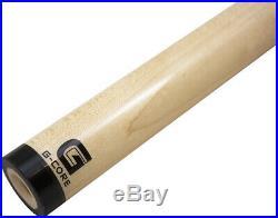 McDermott G-Core Pool/Billiard Cue Shaft 3/8x10 Black Collar 11.75mm