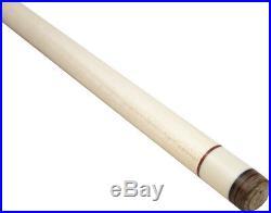 McDermott G-Core Pool/Billiard Cue Shaft 3/8x10 Black Collar 12.5mm