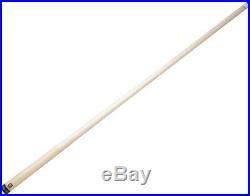 McDermott G-Core Pool/Billiard Cue Shaft 3/8x10 Silver & Green Rings 13mm