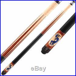 McDermott G-Series G504 Pool Cue Stick G-Core Shaft FREE SOFT CASE