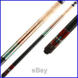 McDermott G-Series G606 Pool Cue Stick G-Core Shaft FREE SOFT CASE