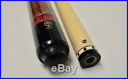 McDermott G209 Birdseye Maple Red Ring Pool/Billiards Cue