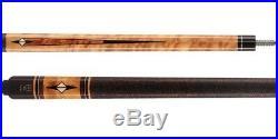 McDermott G402 Birdseye Pool Cue G-Core Shaft