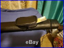 McDermott G708 Pool Cue-birdseye-i2 19/I-2 NEW condition with case