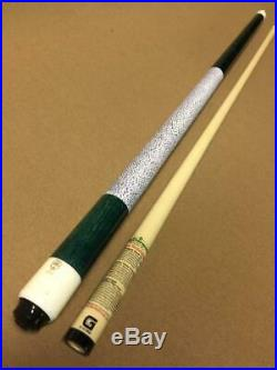 McDermott GS14C Pool Cue May 2019 Cue of the Month with 12.5mm G-Core Upgrade