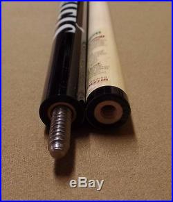 McDermott JD15 Jack Daniels Pool Cue G-Core Shaft with FREE Shipping & Tube Case
