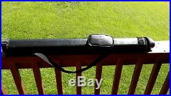 McDermott Legacy Cue MT-1 Pool Shark with case Mint RARE