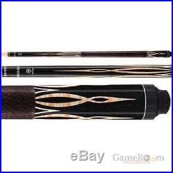 McDermott Lucky Pool Cue L31 Billiards Pool Cue Black FREE SHIPPING & CASE