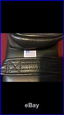 McDermott M-29B Pool Cue, BigBoy Break Shaft, and Leather Porper Case