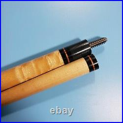 McDermott M-Series Retired M431 8-Ball Pool Stick Cue As Is Includes Soft Case