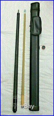McDermott M12B BAT Pool Cue M1 2001 Series Retired 58 19oz