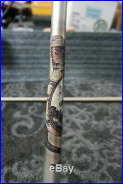 McDermott Pool Cue E-L6 Retired Snake Pattern - C34