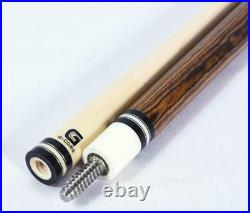 McDermott Pool Cue G224 with Matching G-Core shaft and Hard Case