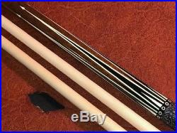 McDermott Pool Cue pool cue with 2 Shafts