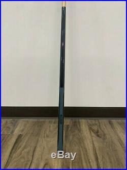 McDermott Sledgehammer Pool Cue Break Cue Two-Piece Barely Used Rubber Grip