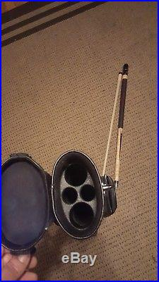 McDermott Snap On Pool/ Billiards Cue with Case- Limited Edition