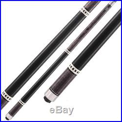 McDermott Star Pool Cue Stick S7 Grey Stain 18 19 20 21 oz With FREE CASE