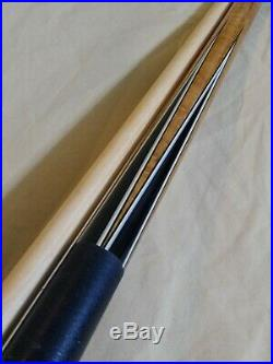McDermott Star S43 Pool Cue Irish Lenin Wrap 19oz 13mm triangle tip 58 inch $139