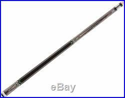 McDermott Star S59 Gray/Green Pool Cue Stick + FREE CASE