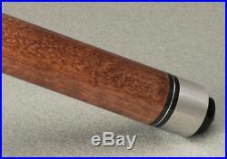 McDermott Star S70 Sneaky Pete Pool Cue Stick Brown/Black 18-21 oz + FREE CASE
