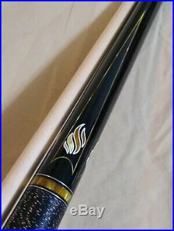 McDermott Star SP2 Pool Cue Irish Lenin Wrap 19oz 13mm triangle tip 58 inch $199