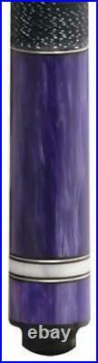 McDermott Star Series Purple Pearl Pool Cue SP10