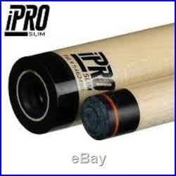 McDermott iPro Slim High-Performance 31 Pool Cue Shaft Black Collar 5/16 x 14