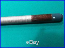 McDermott pool cue and 2x2 case